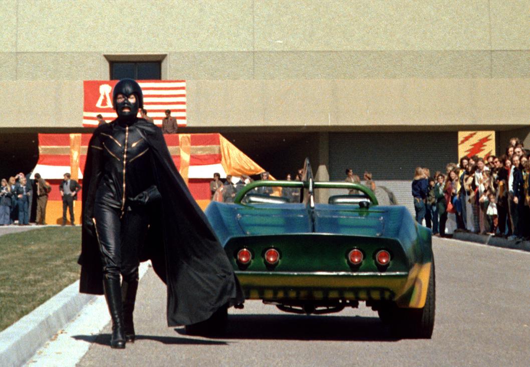 ロジャーコーマン特集「デス・レース2000年」 (特別料金)【Blu-Ray上映】1週間限定上映