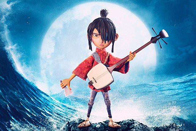 KUBO クボ 二本の弦の秘密《特別音響上映》【字幕版・日本語吹替版】2週間限定
