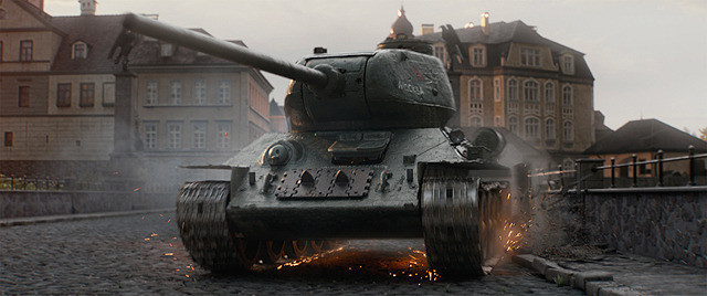 T-34 レジェンド・オブ・ウォー ダイナミック完全版