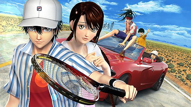 リョーマ! The Prince of Tennis 新生劇場版テニスの王子様 1週間限定